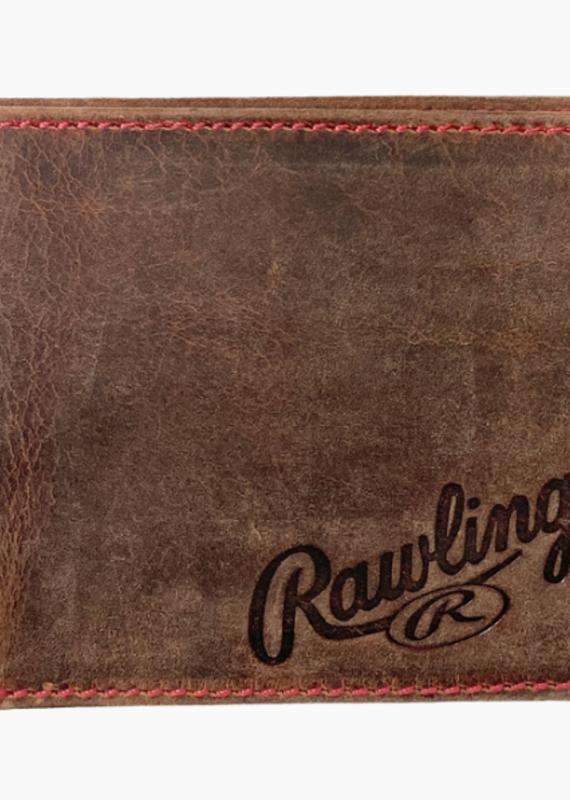 Rawlings Rawlings Leather Bi-fold Wallet