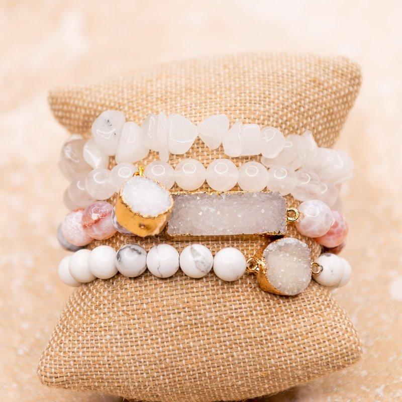 Dylan Jewelry Peaches N Cream Mali Bracelet Set