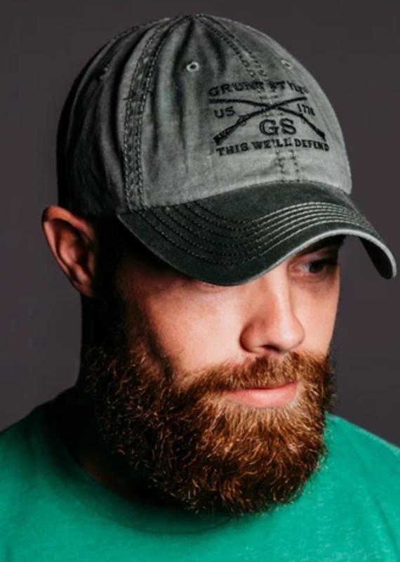 Grunt Style Grunt Style OD Green Vintage Hat