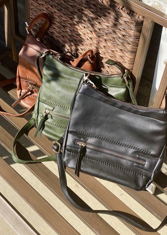 Bag Boutique Alyssa Cross Body (3 Colors)