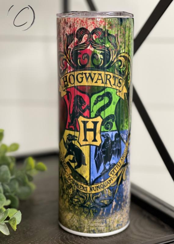 CMD Hogwarts Redux 20oz Tumbler