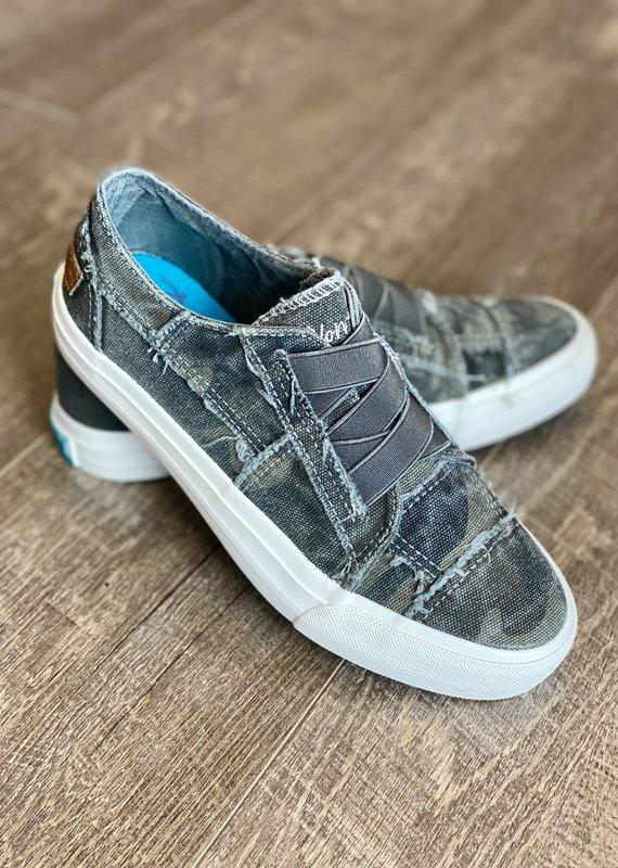 Blowfish Marley Gray Camo Blowfish Shoes (6-10)
