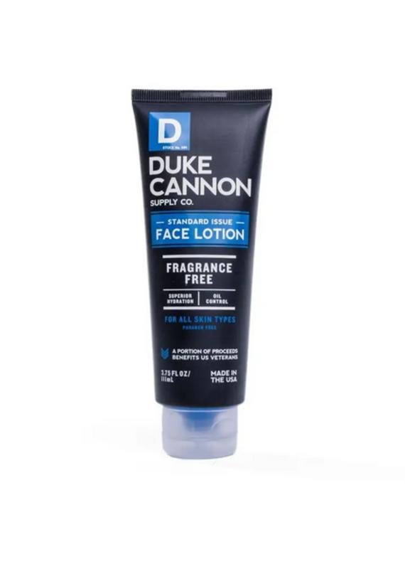 Duke Cannon Duke Cannon Standard Face Lotion