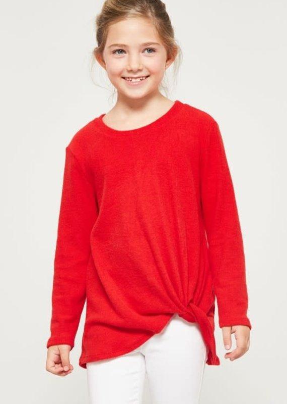 GtoG Kids Red Knot Sweater (XS-L)