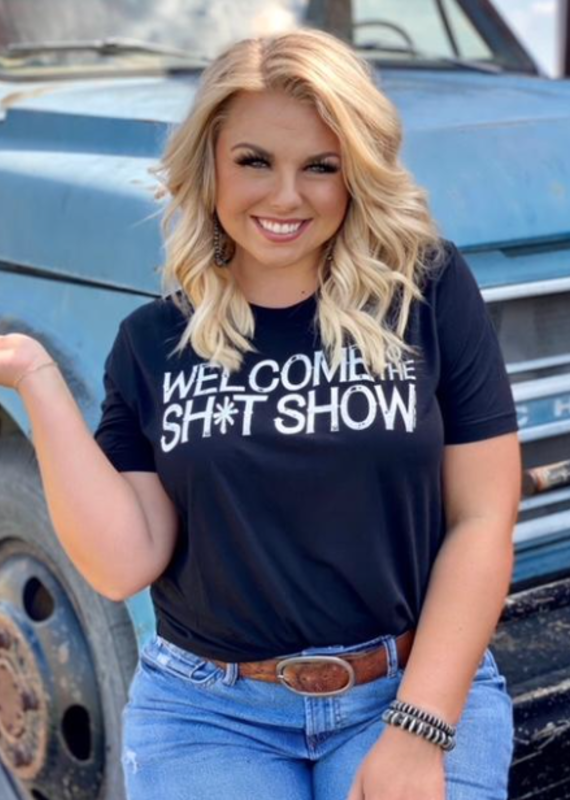 Bella Canvas Welcome to the Shit Show Tee (XS-3XL)