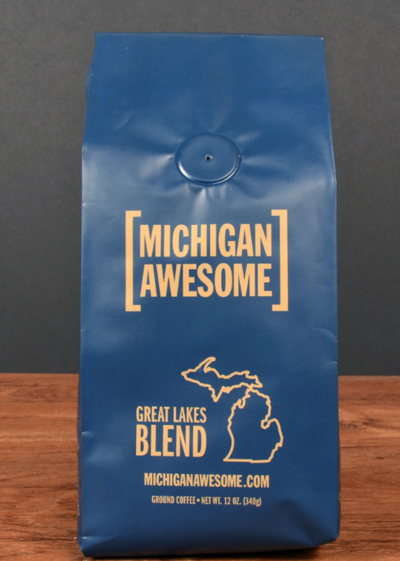 Michigan Awesome Great Lakes Blend Coffee