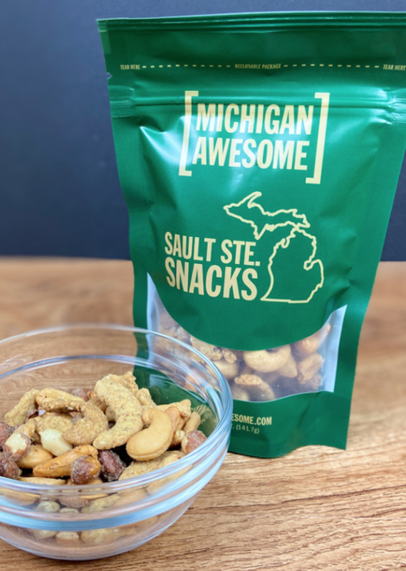 Michigan Awesome Salty Sault Ste. Snacks