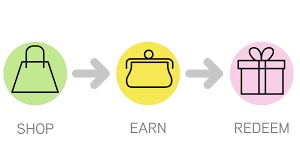 Shop & Earn Rewards!