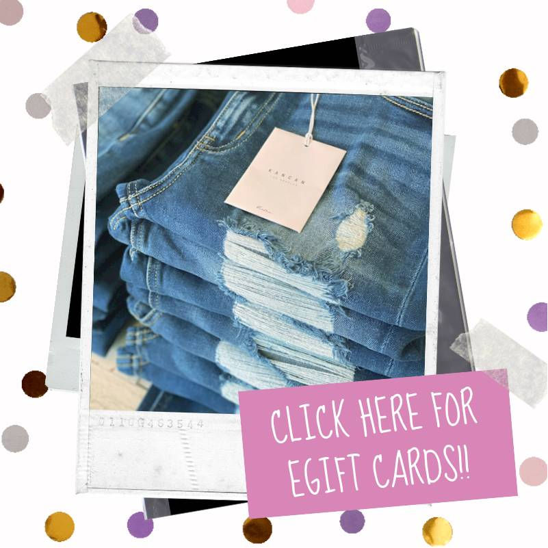 Give a LTB eGift Card to your favorite LTB Shoppers!