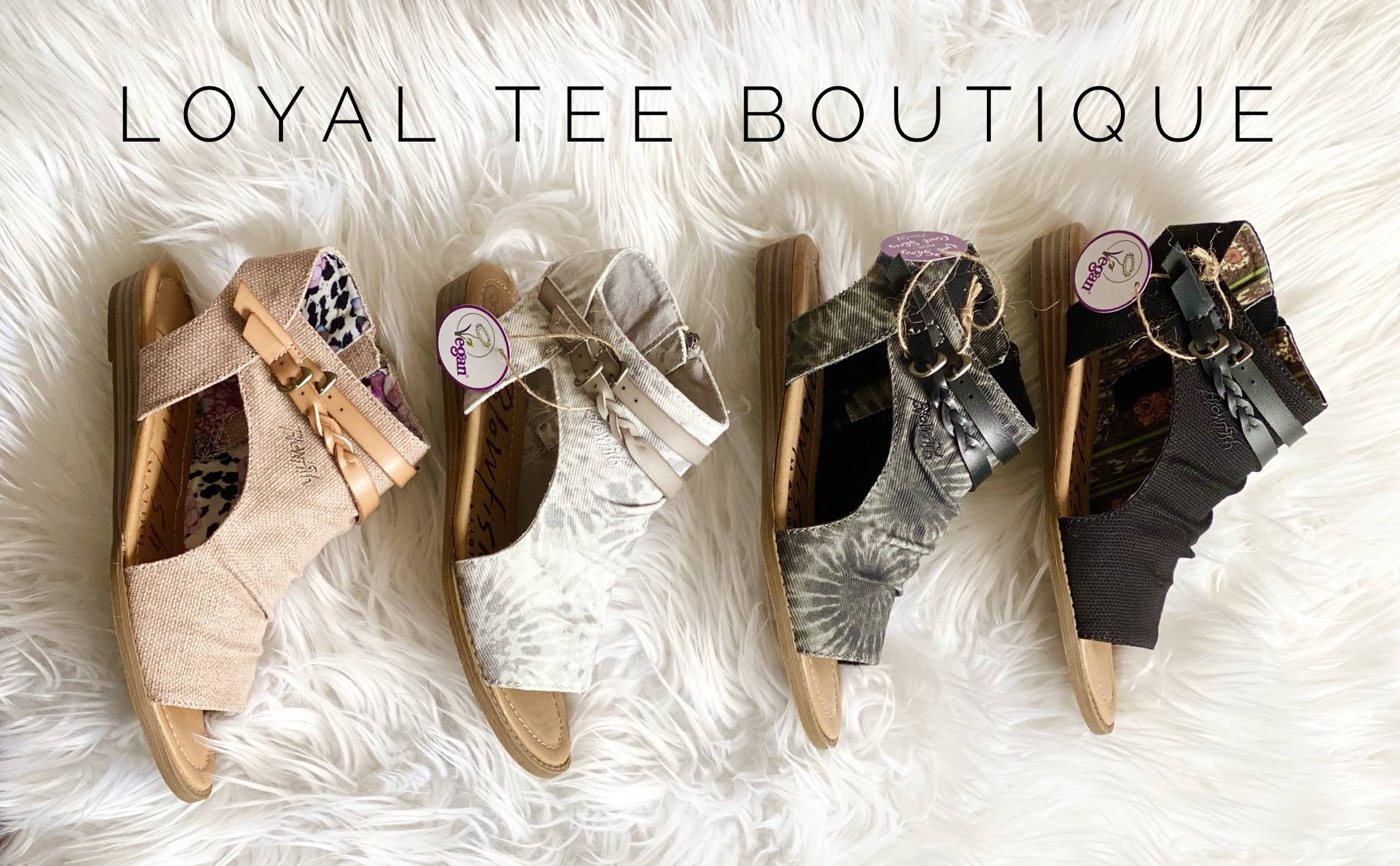 Shop Our Entire Footwear Collection!