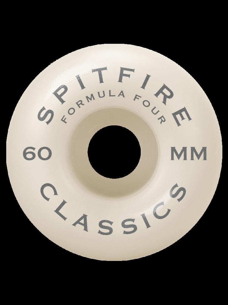 Spitfire Spitfire F4 99 CLASSIC Red/Bronze 60mm