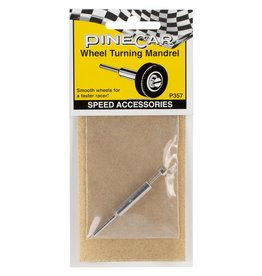Pinecar 357 - Wheel Turning Speed Accessory