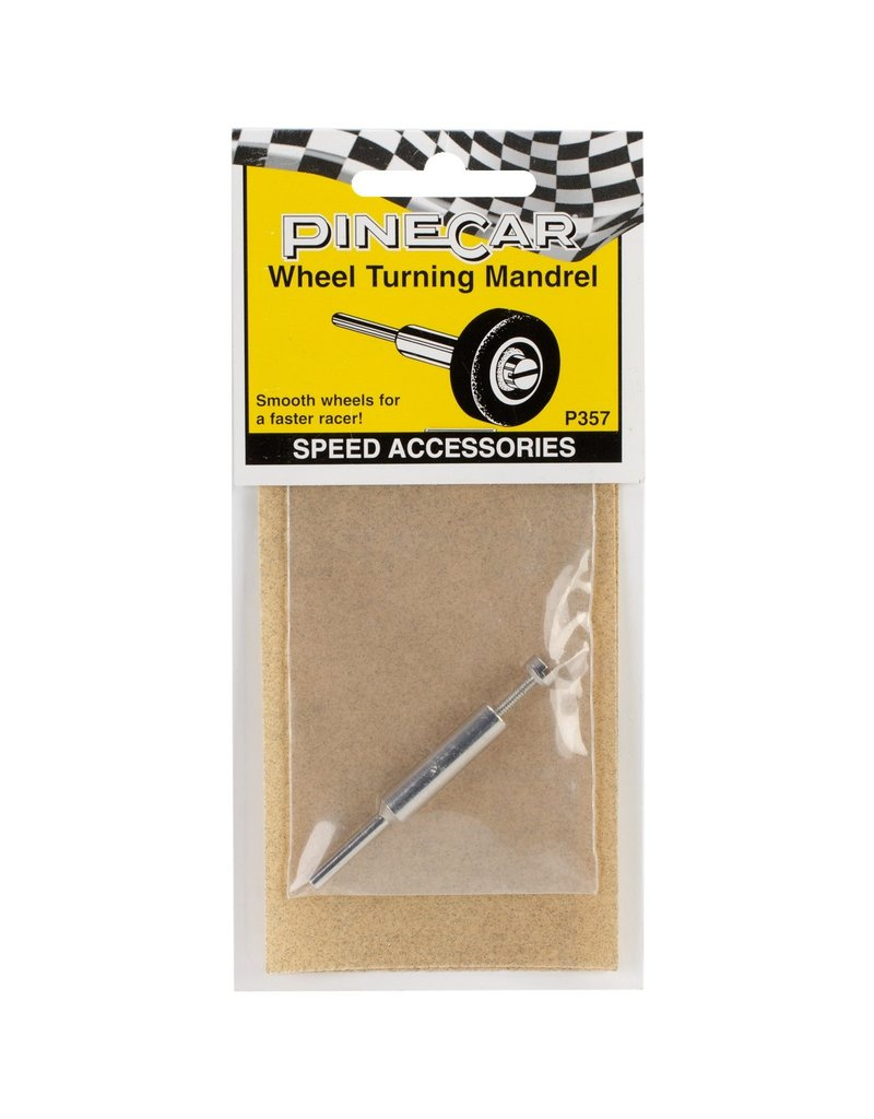 Pinecar P357 - Wheel Turning Speed Accessory