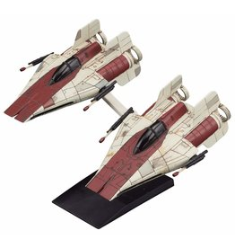 Bandai #010 A-Wing Star Fighter 2 Pack - 1/144