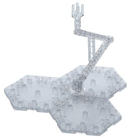 Bandai Action Base 4 - Clear