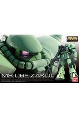 Bandai #04 MS-06 Zaku II RG