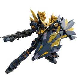 Bandai #27 Unicorn Gundam 02 Banshee Norn RG