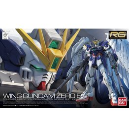 Bandai #17 Wing Gundam Zero (EW) RG