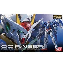 Bandai #18 00 Raiser Gundam RG