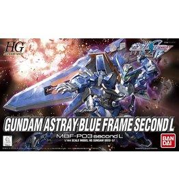 Bandai #57 Gundam Astray Blue Frame Second L