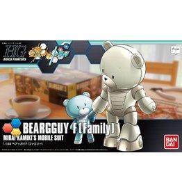 Bandai #22 Beargguy F(Family)