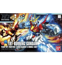 Bandai #28 Try Burning Gundam