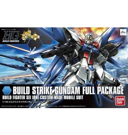 Bandai #01 Build Strike Gundam Full Package