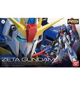 Bandai #10 Zeta Gundam RG
