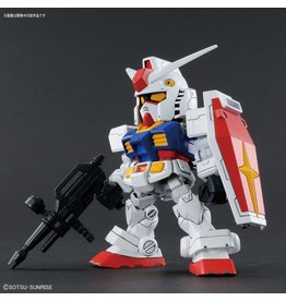 Bandai RX-78-2 Gundam & Cross Silhouette Frame