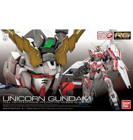 Bandai #25 Unicorn Gundam RG