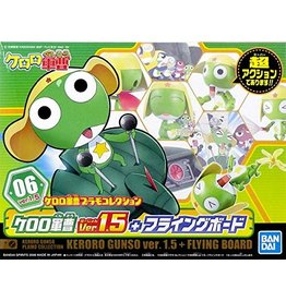 Bandai Keroro Gunso Ver 1.5 + Flying Board