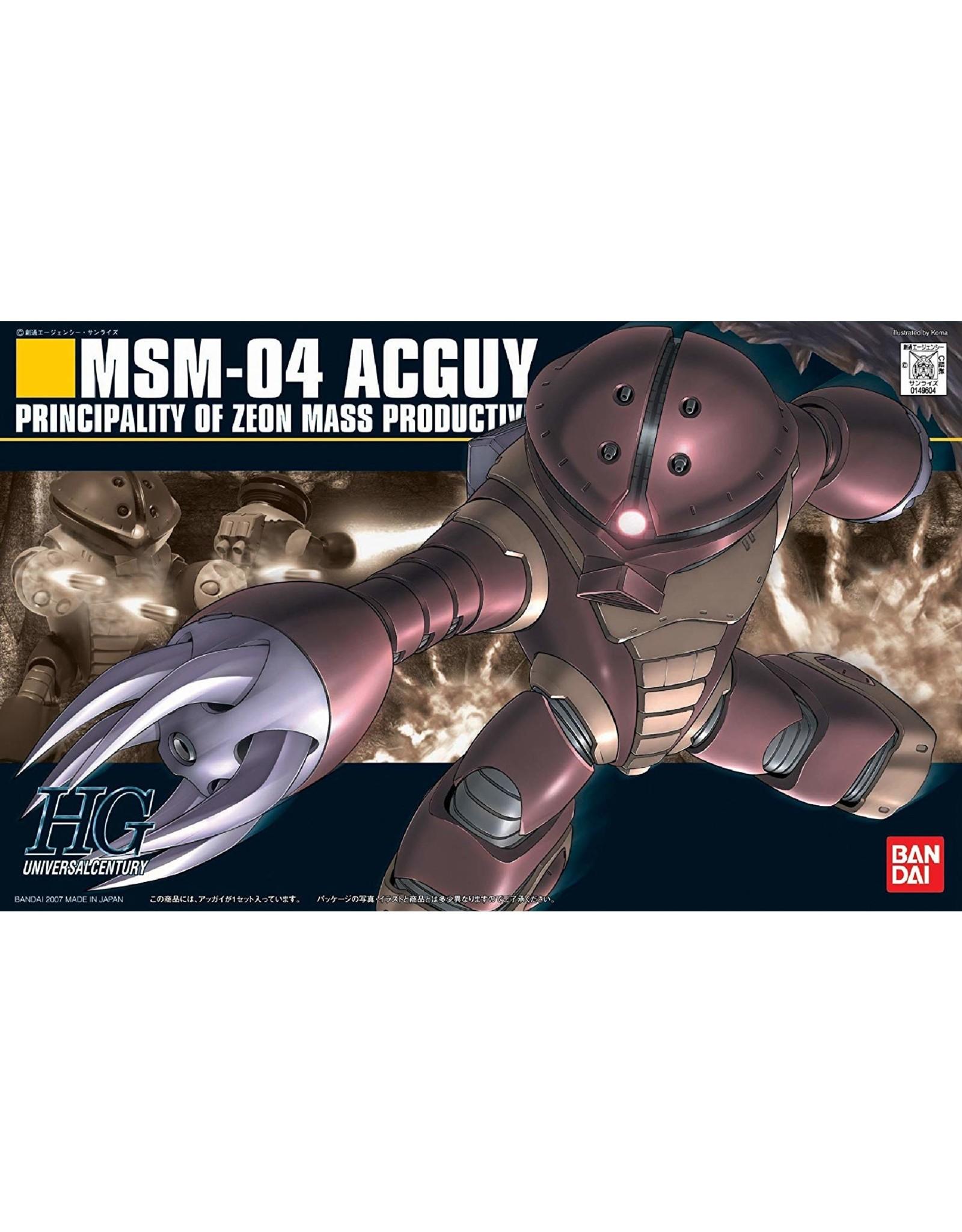 Bandai #78 MSN-04 Acguy