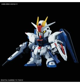 Bandai #08 Freedom Gundam SDGCS