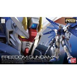 Bandai #5 Freedom Gundam RG