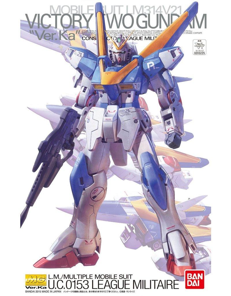 Bandai Victory Two Gundam Ver. Ka MG
