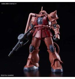 Bandai #24 MS-06S Zaku II Red Comet Ver.