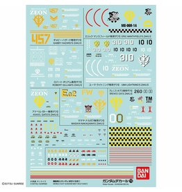 Bandai Decal 110 Multi Use Mobile Suit