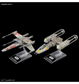 Bandai X-Wing & Y-Wing Starfighters