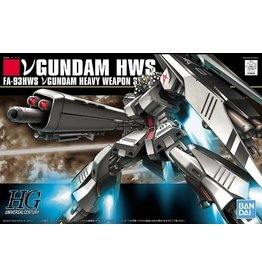 Bandai #93 Nu Gundam (Heavy Weapon System)