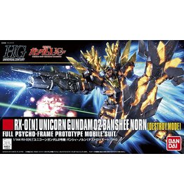 Bandai #175 RX-0[N] Unicorn Gundam 02 Banshee Norn