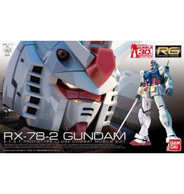 Bandai #01 RX-78-2 Gundam RG