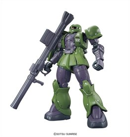 Bandai #09 MS-05 Zaku I [Denim/Slender Unit]