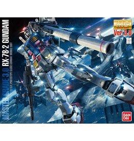 Bandai RX-78-2 Gundam (Ver 3.0) MG
