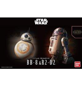 Bandai BB-8 & R2-D2