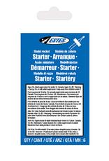 Estes Model Rocket Starters - 2302