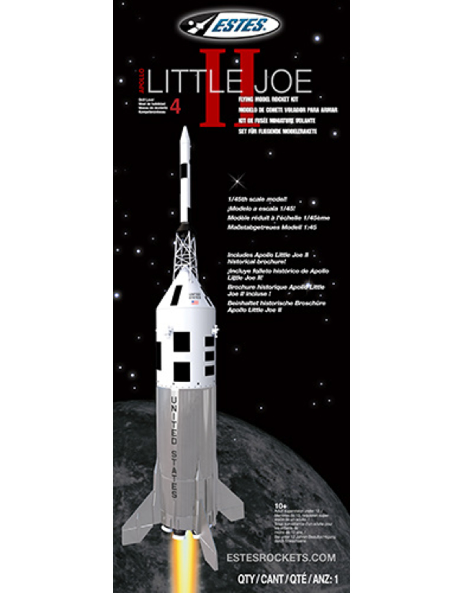Estes Little Joe II - 7227