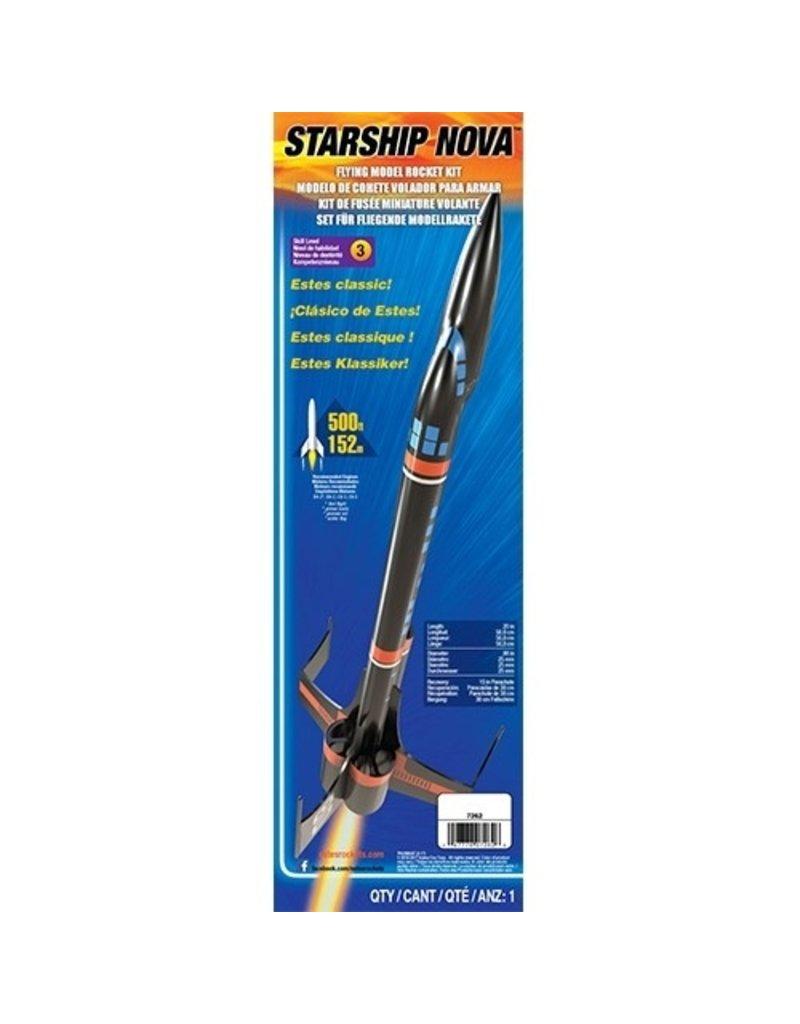 Estes Starship Nova - 7262