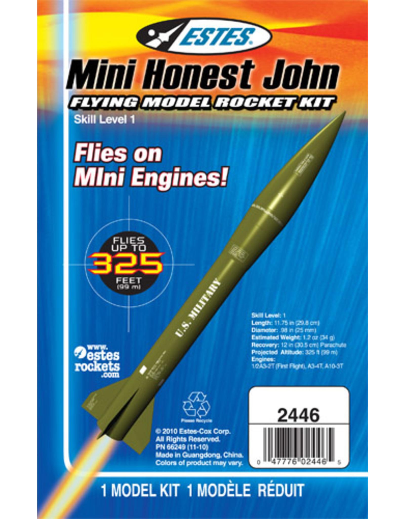 Estes Mini Honest John - 2446