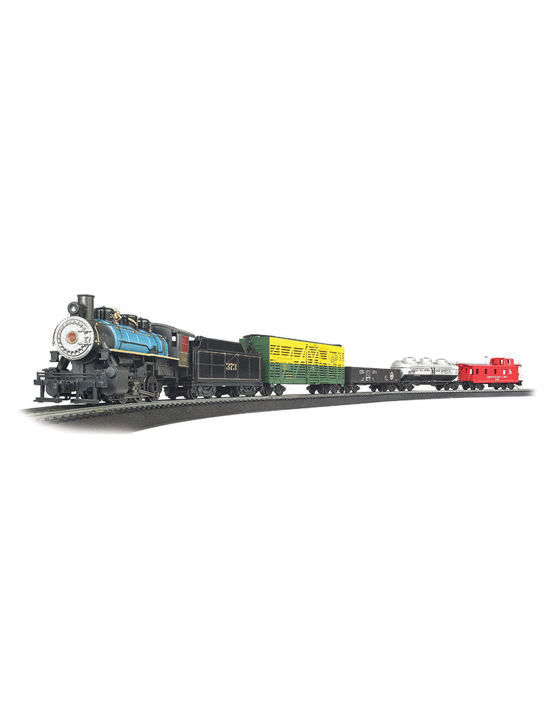 Bachmann Chessie Special HO Scale Train Set
