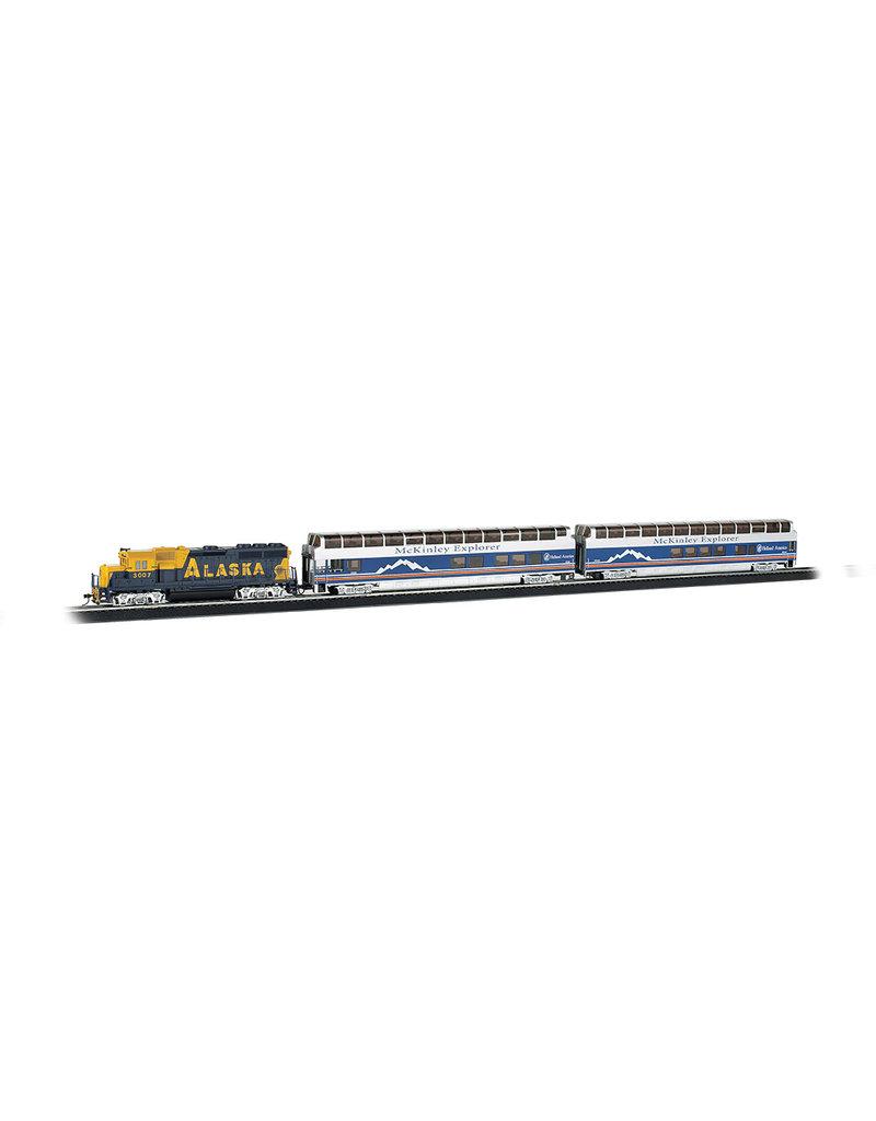Bachmann McKinley Explorer HO Scale Train Set